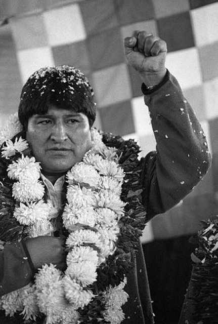 Bolivia high court allows president to run for fourth consecutive term