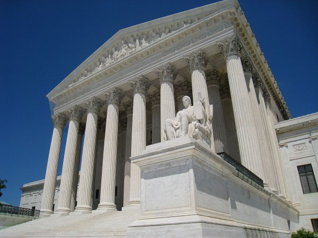 Supreme Court hears arguments in separation of powers case