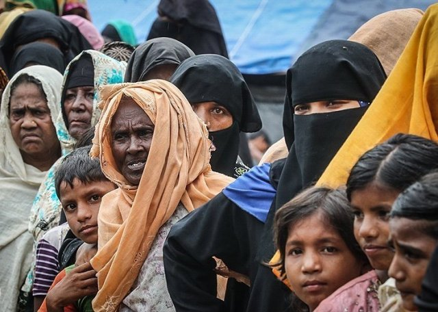 HRW accuses Myanmar military of sexual crimes against Rohingya women and children