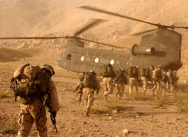 ICC requests authorization to investigate US involvement in Afghanistan war crimes