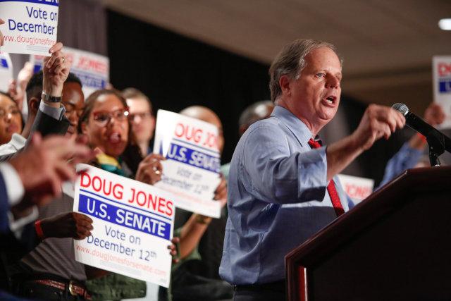 Alabama certifies Doug Jones' Senate victory