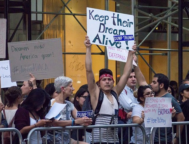 Supreme Court grants expedited consideration of DACA case