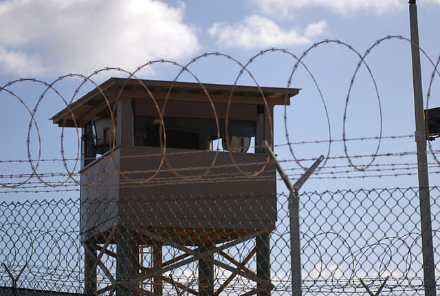 US senators concerned over potential COVID-19 outbreak at Guantanamo Bay