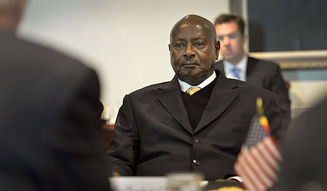Uganda president signs bill lifting presidential age limit