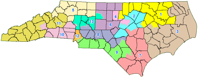 North Carolina court blocks gerrymandered electoral map from use in 2020 elections