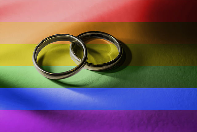 Texas judge sues state agency over same-sex marriage officiating