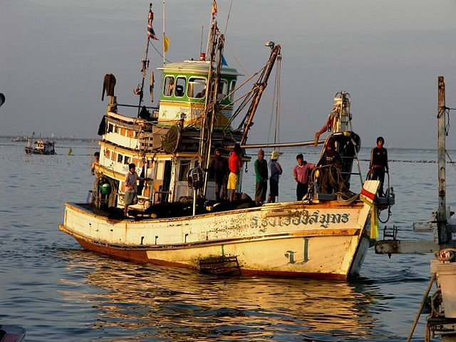 HRW report reveals massive rights abuses in Thailand fishing industry