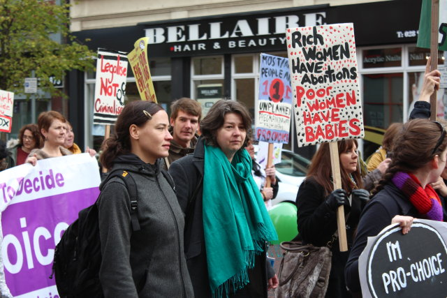 UN: Northern Ireland abortion laws violate women's reproductive rights
