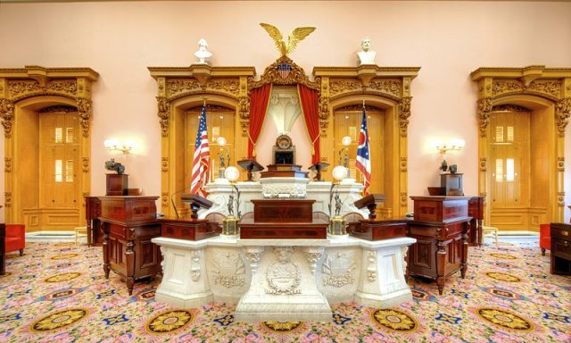 Ohio legislature approves redistricting amendment, question to be sent to voters