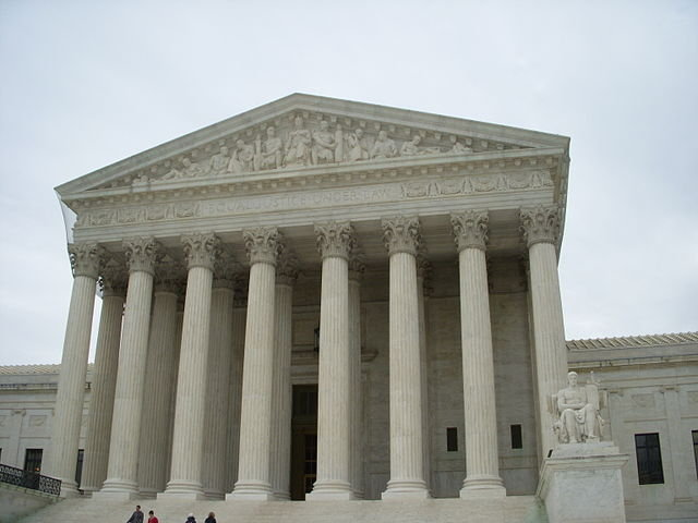 Supreme Court adds three cases to 2018 docket