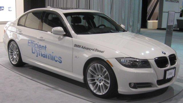 BMW faces class action lawsuit over diesel emissions
