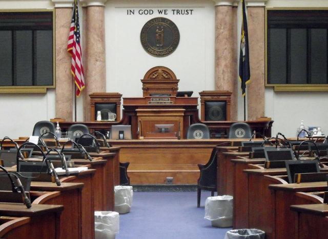 Kentucky legislature passes the country's strictest abortion bill