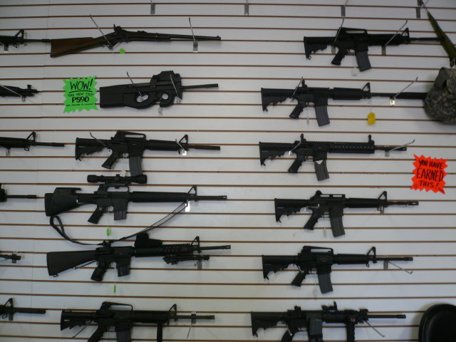 Illinois House approves gun control legislation