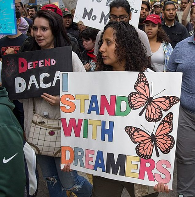 Federal judge rules Trump had right to end DACA