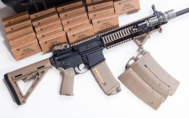 Federal judge dismisses suit challenging Massachusetts weapon ban