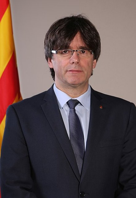 Germany prosecutors file extradition request for former Catalan president