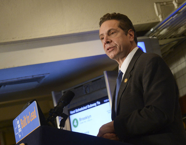 New York governor gives paroled felons right to vote by executive order
