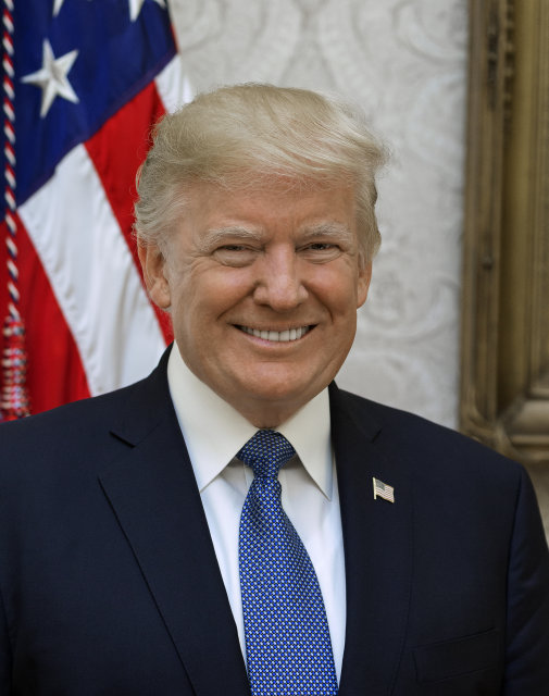 US District Court dismisses financial disclosure case against President Trump