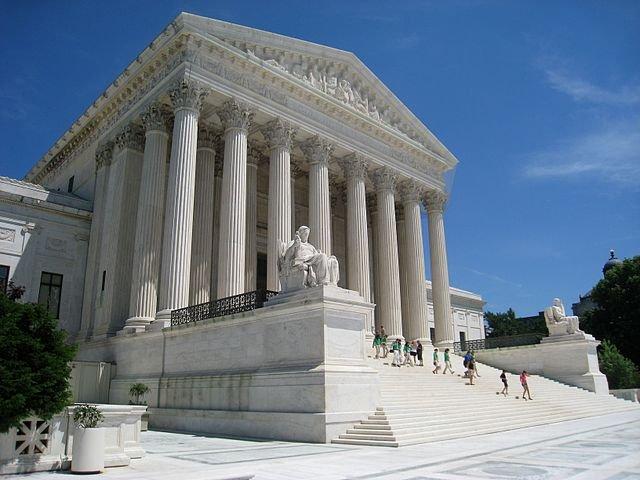 Supreme Court hears arguments on internet sales tax