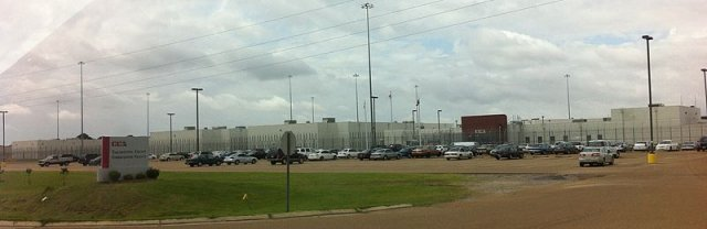Class action suit accuses private prison contractor of forced labor practices