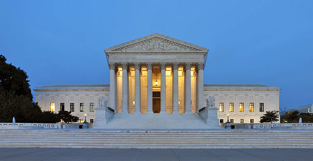 Supreme Court: federal habeas court should 'look through' unexplained state court judgment