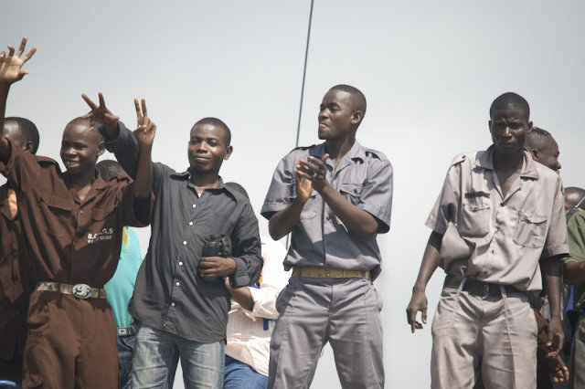 UN rights experts call for restraint in Central African Republic