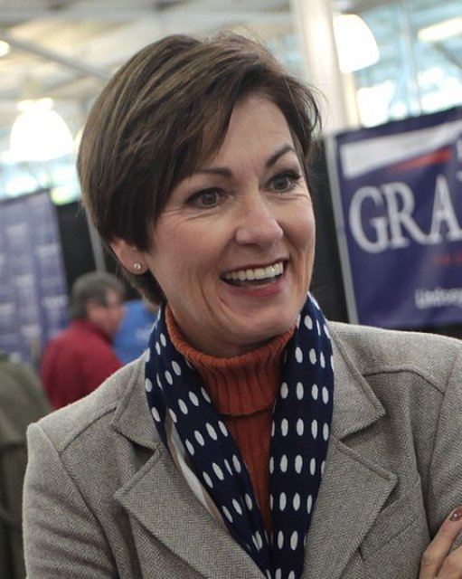Iowa governor signs most restrictive abortion bill into law