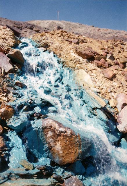 EPA sued for discarding hard-rock mining rule