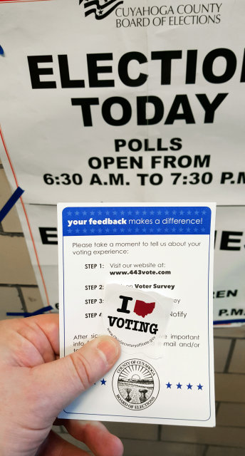 Ohio voters approve new bipartisan redistricting process