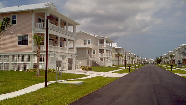Fair housing groups file suit against HUD