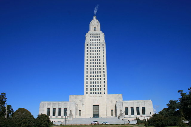 Louisiana lawmakers approve 15-week abortion ban