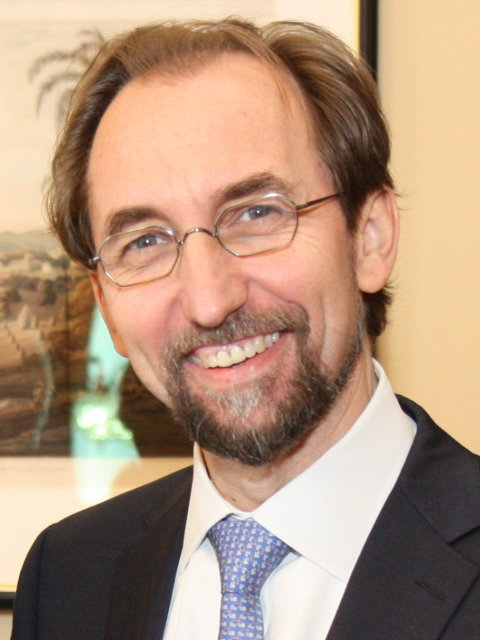 UN rights chief laments decline of human rights priorities