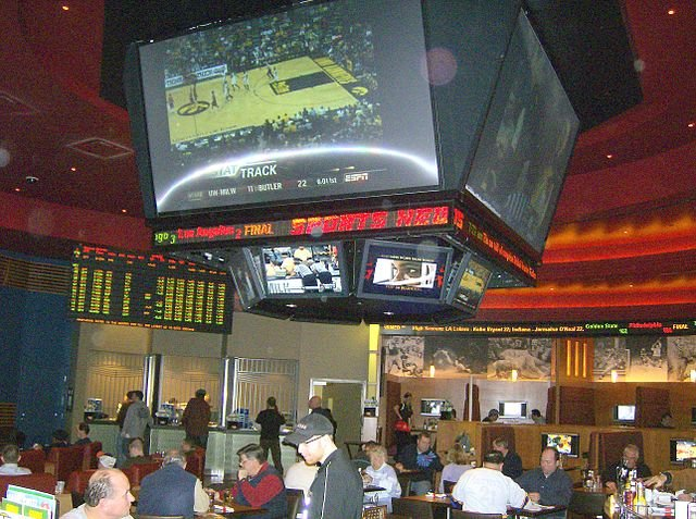 New Jersey lawmakers approve sports betting legalization