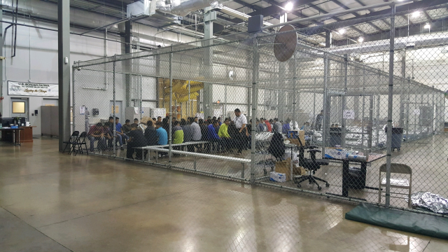 Rights groups file complaint against US migrant detention center over 'medical neglect'