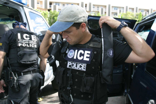 ICE sued for First Amendment violations