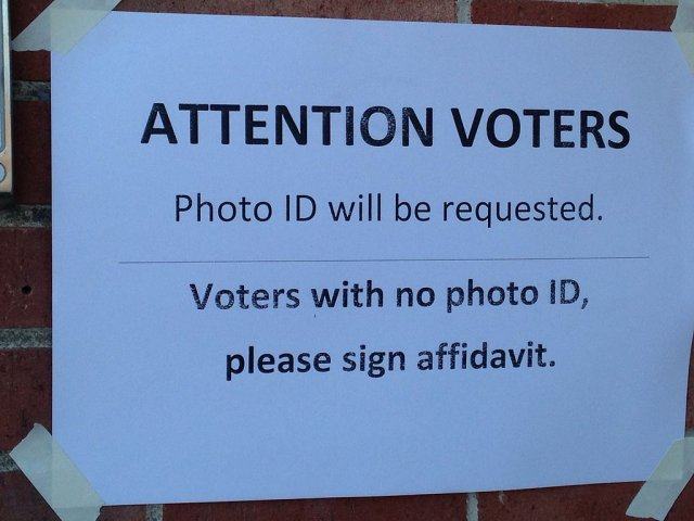 Federal judge dismisses lawsuit challenging Texas voter ID law