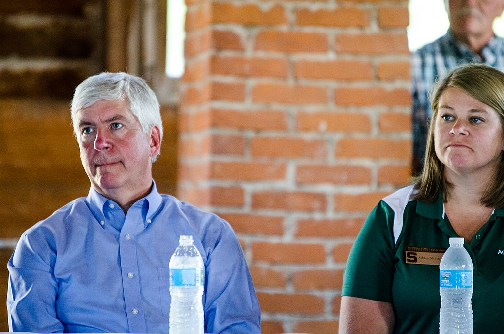 Federal appeals court says Michigan ex-governor cannot avoid deposition in Flint water lawsuits