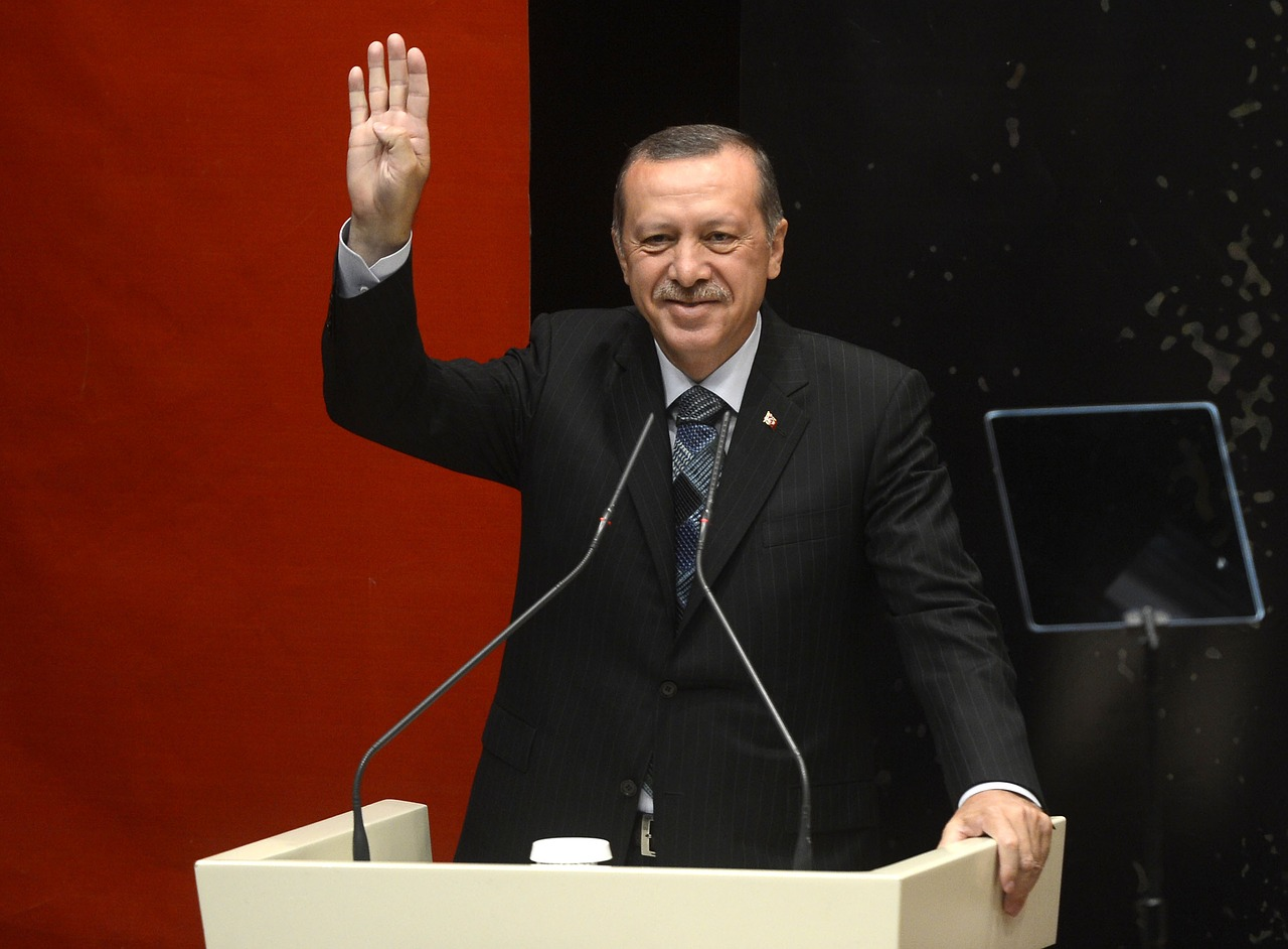 Turkish president files criminal complaint against newspaper staffers over offensive headline
