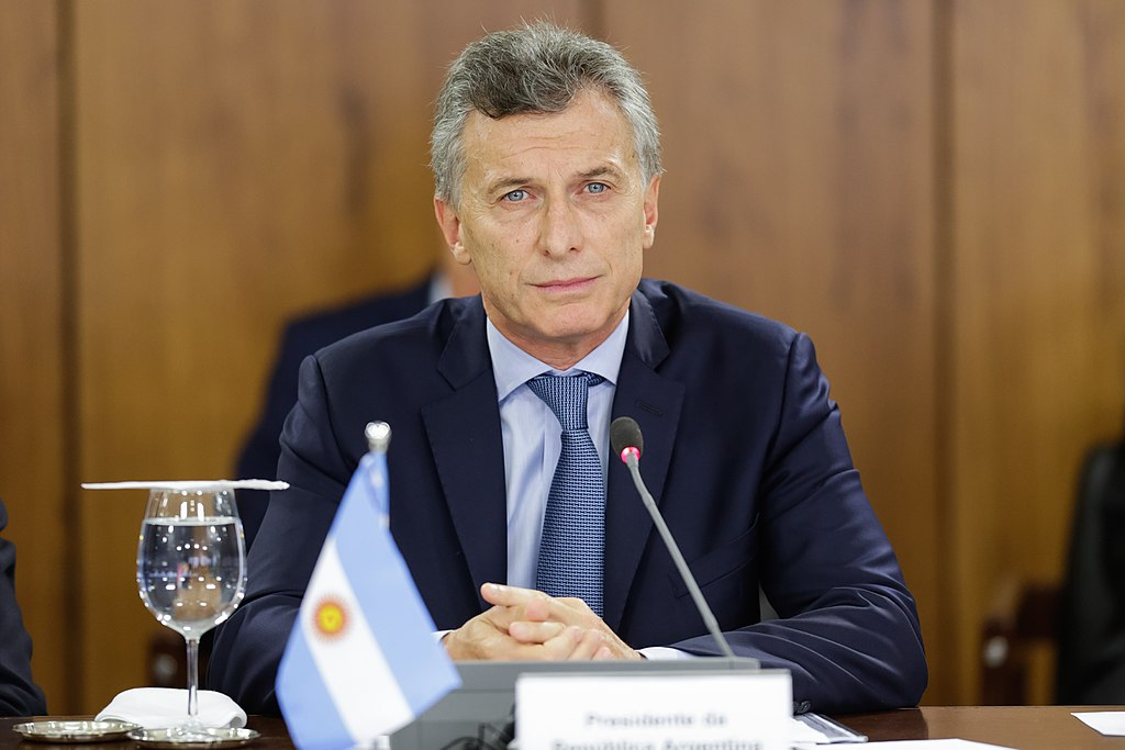 Argentina president to report Venezuela to ICC for human rights violations