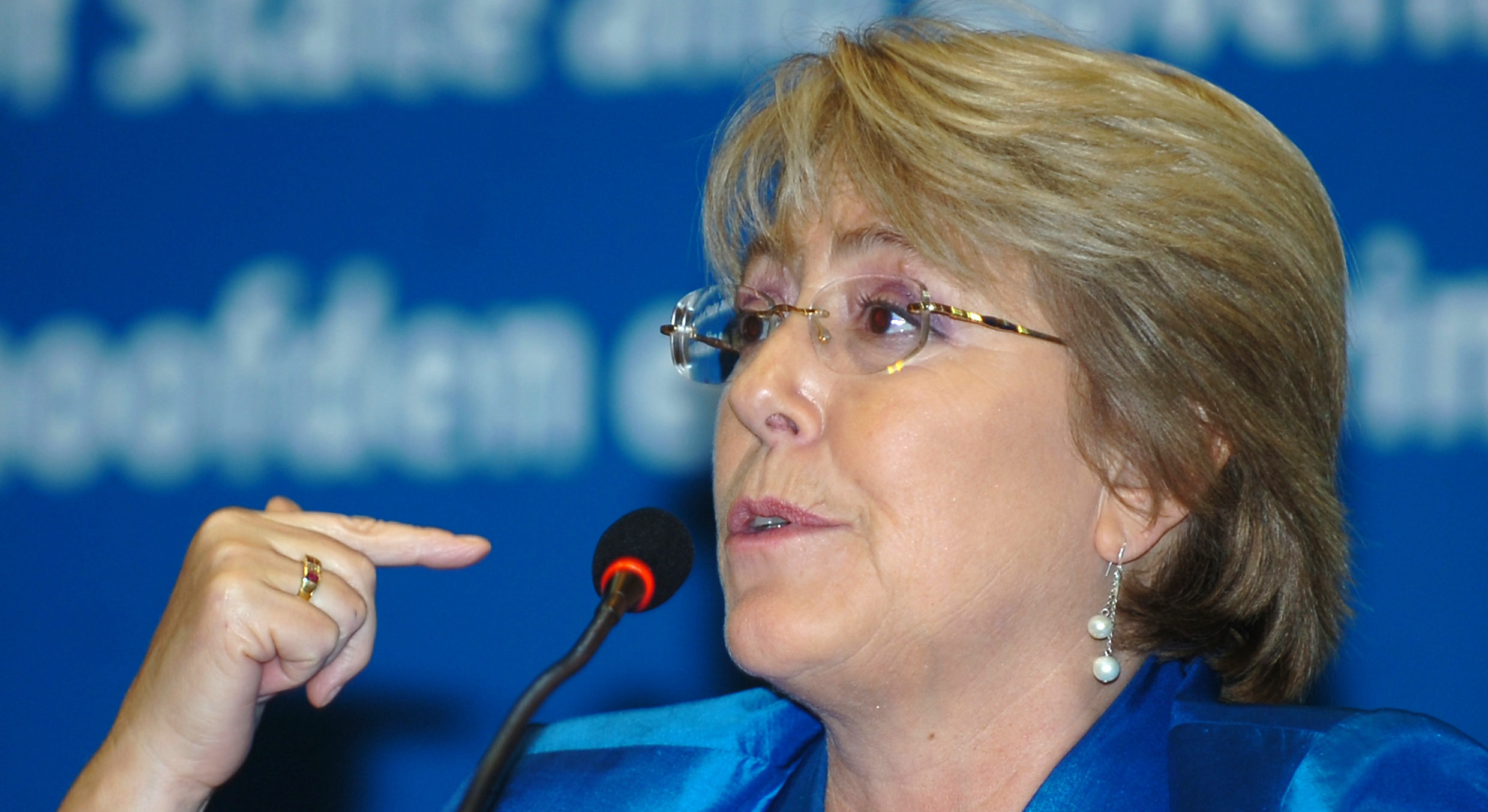 Former Chile president appointed UN human rights chief