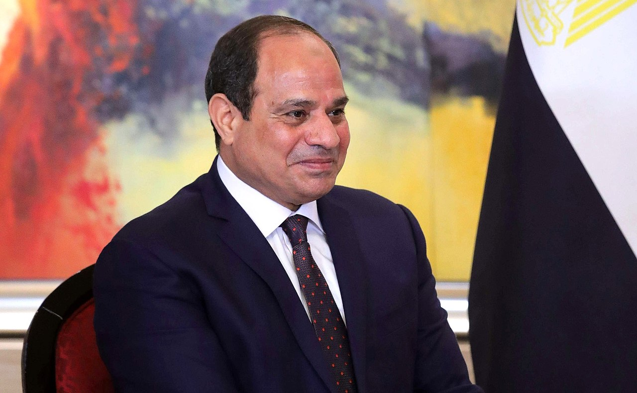 Egypt new cybersecurity law limits social media and internet access