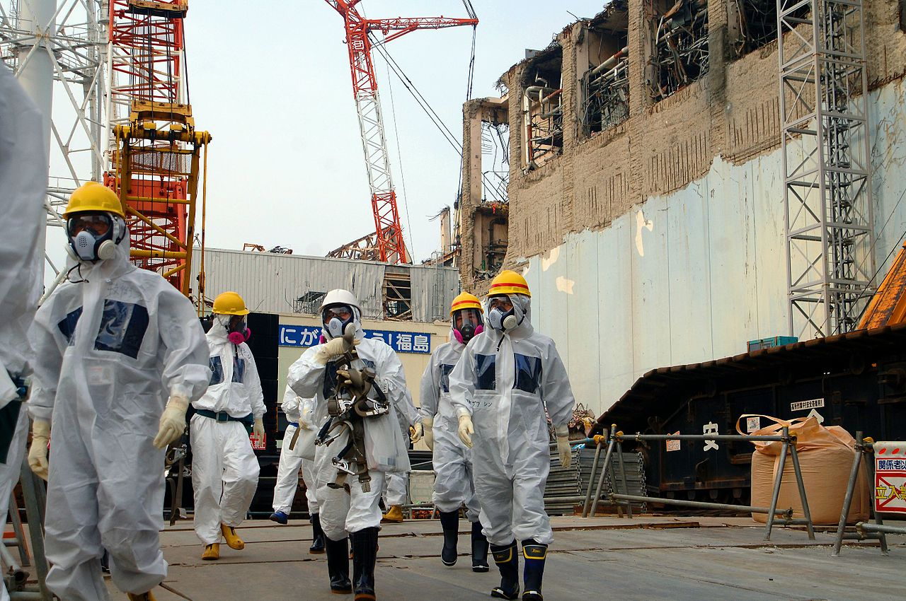 UN rights experts concerned for workers at Fukushima nuclear plant in Japan
