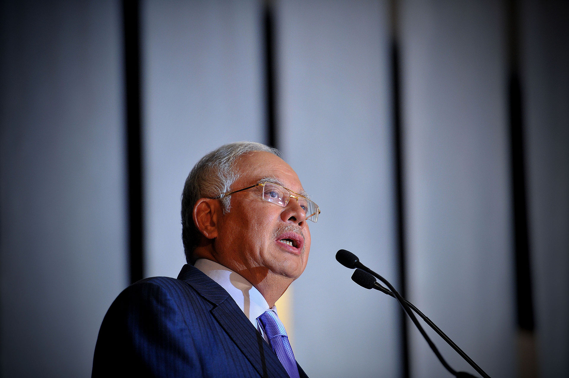 Former Malaysia prime minister pleads not guilty to three counts of money laundering