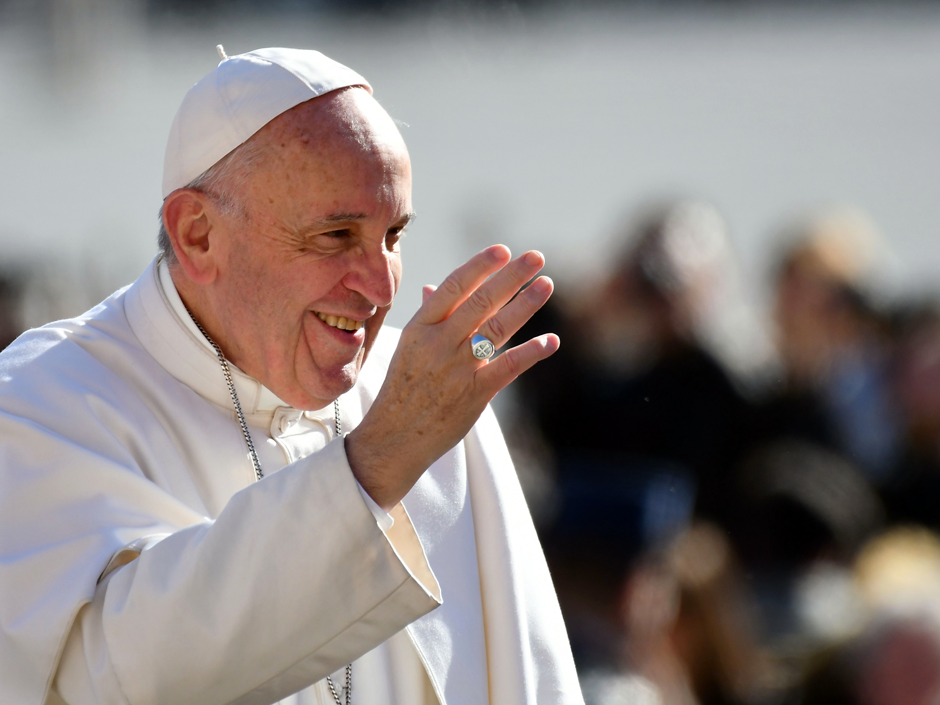 Pope Francis calls death penalty 'inadmissible'