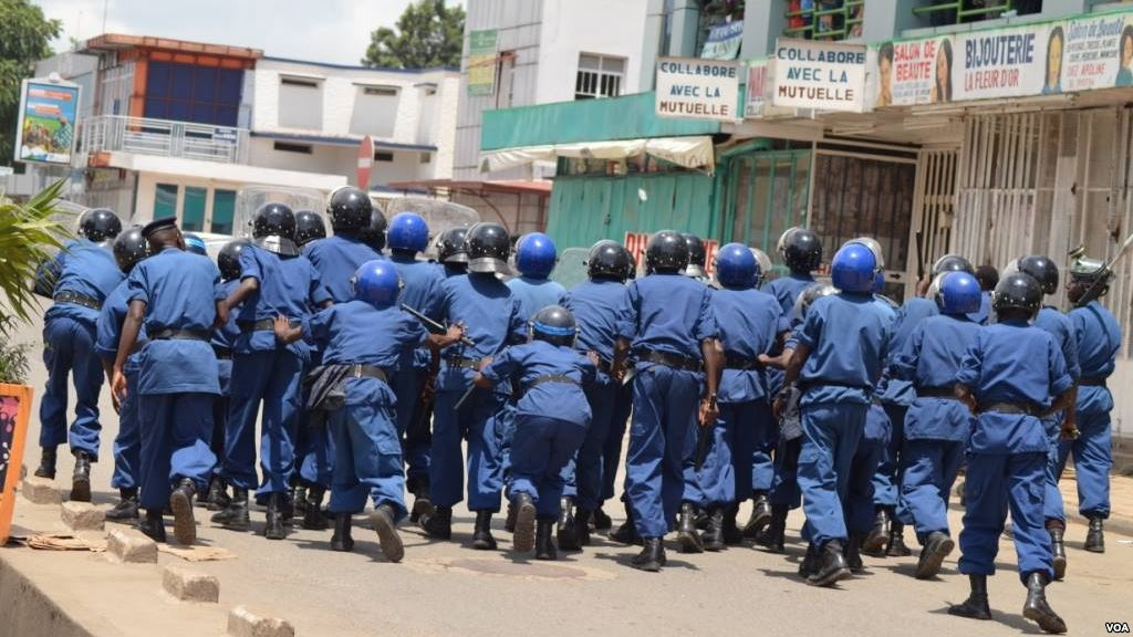 UN commission reports continual human rights violations in Burundi