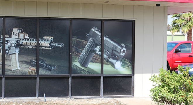 Cali Gun Store Front Jurist News Legal News Commentary