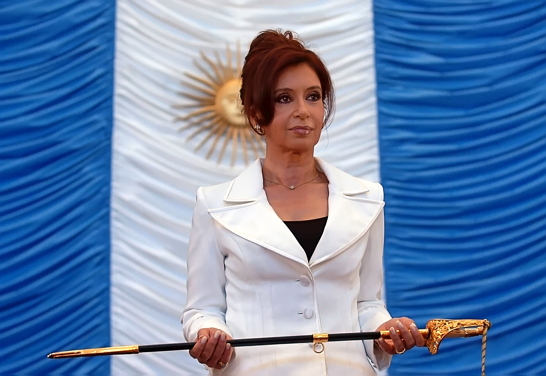 Argentina ex-president indicted on bribery charges