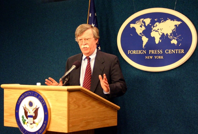 ACLU files FOIA request related to Bolton comments on ICC