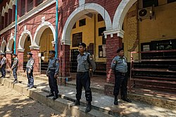 Reuters journalists sentenced to 7 years for violating Myanmar state secret law