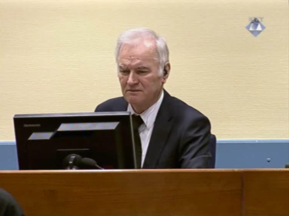 UN court confirms Ratko Mladić convictions and life sentence